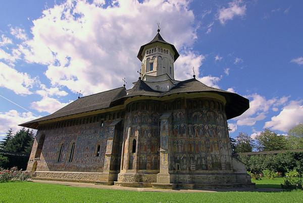 Mănăstirea Moldoviţa